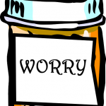 """5 Helpful Tips for Worriers! Create a """"Worry Jar"""""""