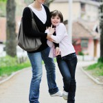 """Moms ask: """"How can I be less in the flesh when out in the world?"""""""